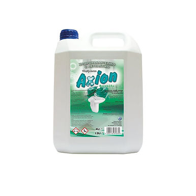 Thick Chlorine Bleach Axion, Mountain Freshness Perfume, 4L