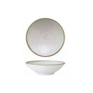 Bowl Corona Artisan, Round, Porcelain, 3 Colors, 21.7cm