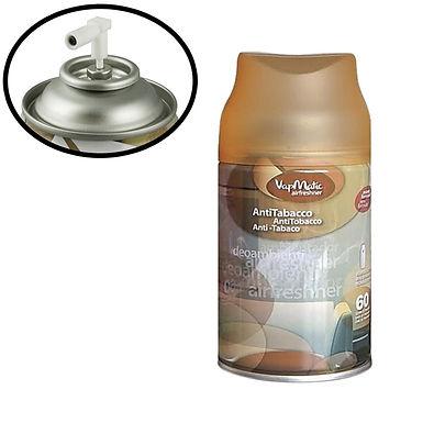 Air Freshener Spray Vapa Anti Tobacco, Suitable for Machines, 250ml
