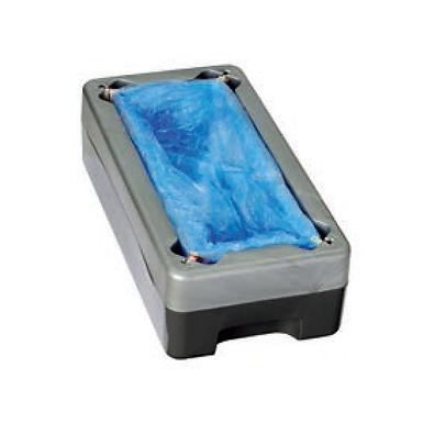 Automatic Shoe Cover Dispenser Medial International Coprifacile