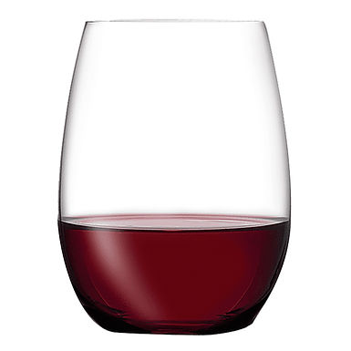 Bordeaux Wine Glass Nude Pure, Crystal, 610ml