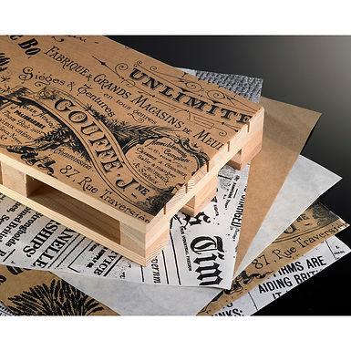 Greaseproof Service Paper Leone Vintage, Paper, 500 pcs, 40x32.5cm