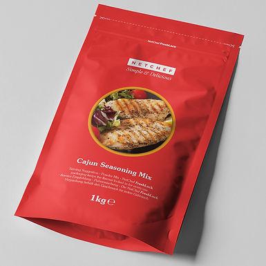 Cajun Seasoning Mix NETCHEF, 1kg