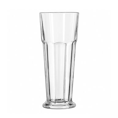Beer Glass Libbey Gibraltar Footed Pilsner, 414ml