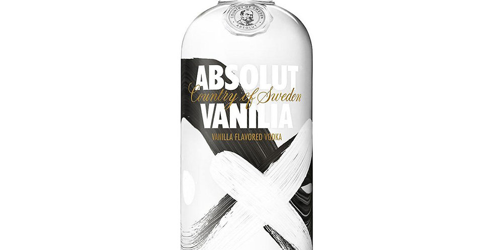 Absolut Vanilia Vodka, 1L