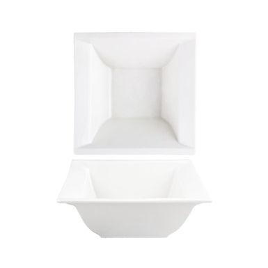 Bowl Alar Sílice, Porcelain, White, 14x14cm