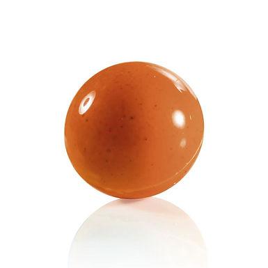 Chocolate Mold MA5004 Martellato Semisphere, Polycarbonate, 15 pcs, Ø40mm