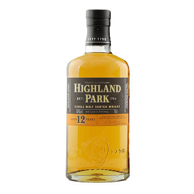 Highland Park Aged 12 Years Scotch Whisky, 700ml