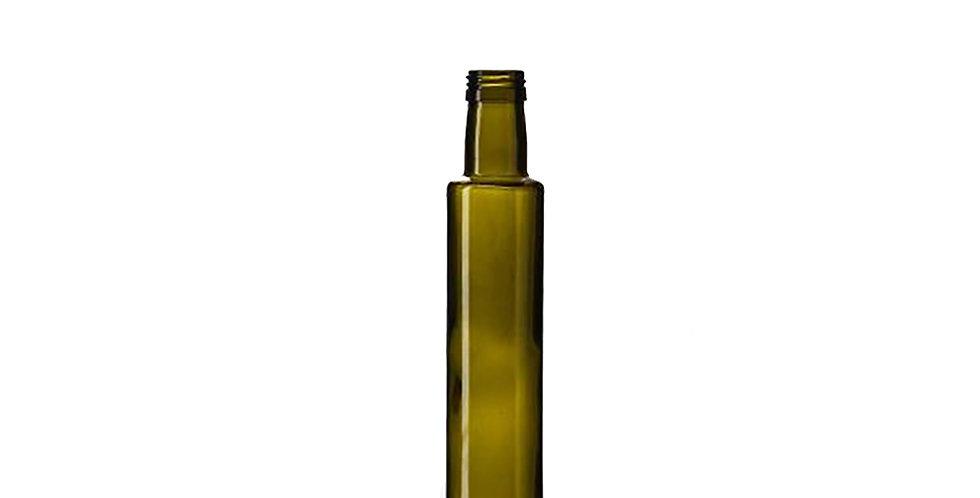 Bottle Dorica, Glass, UVAG, 250ml, 31.5x18