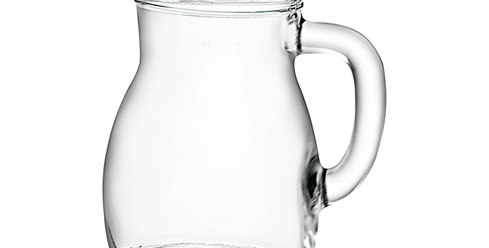 Pitcher with 0.25L Fill Mark Bormioli Rocco Bistrot, 250ml
