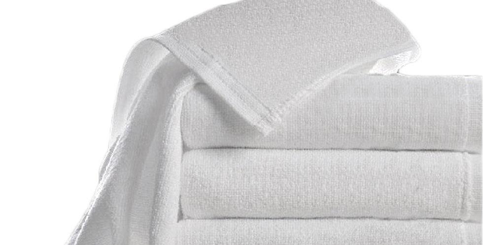 Bath Towel Fragente, White, 16/1, 480gr/m², 70x140cm