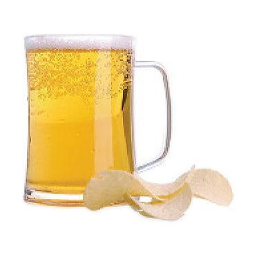 Beer Mug, Polycarbonate, Ø9.3x13cm, 500ml