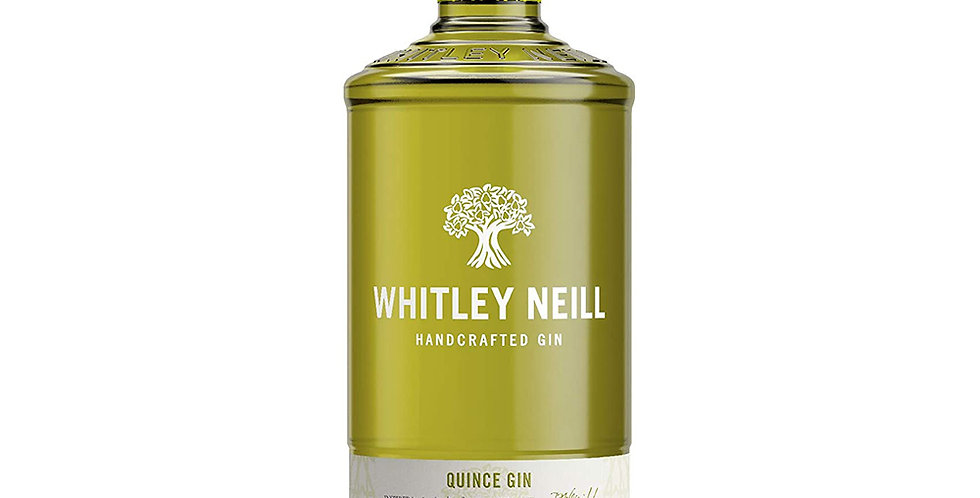 Whitley Neill Quince Gin, 700ml