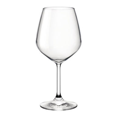 Red Wine Glass Bormioli Rocco Restaurant, Crystal, 525ml