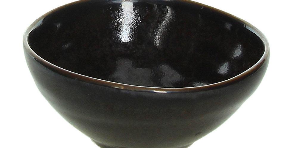 Tognana Organica Super Strong Porcelain Bowl. Material Bronze.