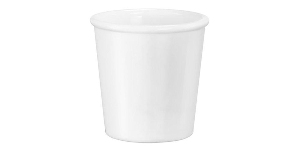 Caffeino Cup Bormioli Rocco Aromateca White, 95ml