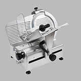 Gravity Meat Slicer Mistro GS 300 CM12 SA CE,Semi-Auto, Professional, 30cm Blade