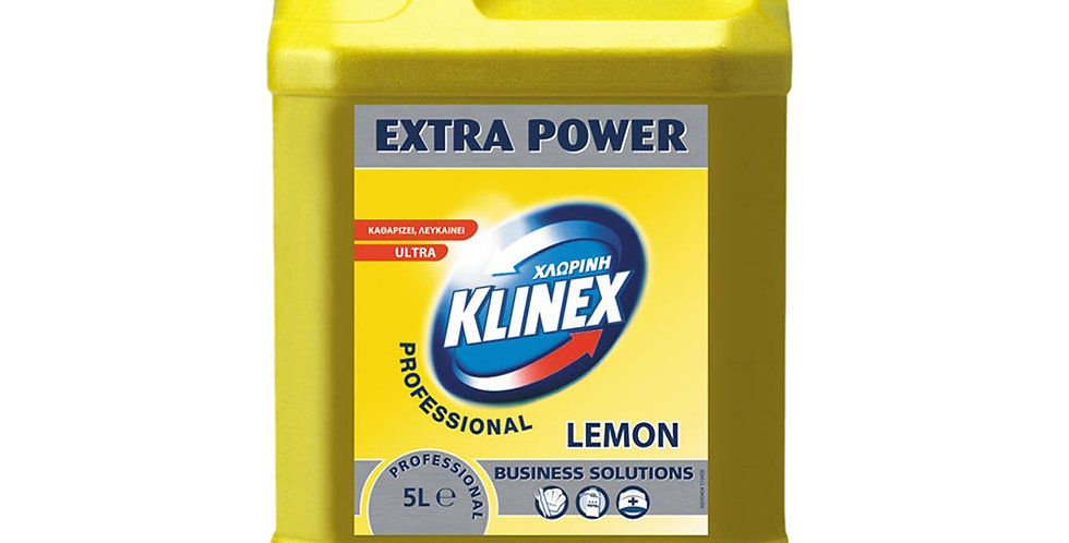 Bleach Klinex, Lemon Perfume, 5L