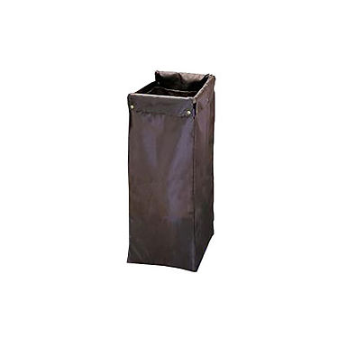 Reserve Bag for Housekeeper Trolley, Brown, High Strength Synthetic Fabric