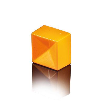 Square Chocolate Mold MA1008 Martellato Prisma, PC, 28 pcs, 25x25x15.5mm, 11g