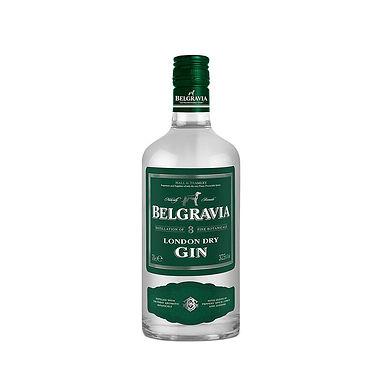 Belgravia London Dry Gin, 700ml