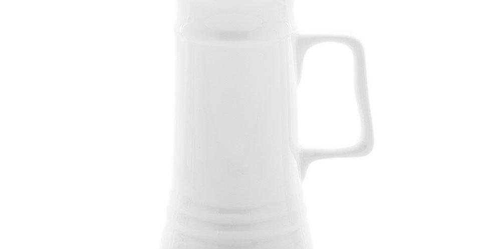 Beer Mug Gural Porselen, Porcelain, 370ml