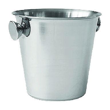Champagne Bucket, Inox, ∅21x21cm