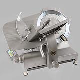 Gravity Meat Slicer Mistro GSX 350 SA CE, Semi-Auto, SS,Gear Trans., Prof., 35cm