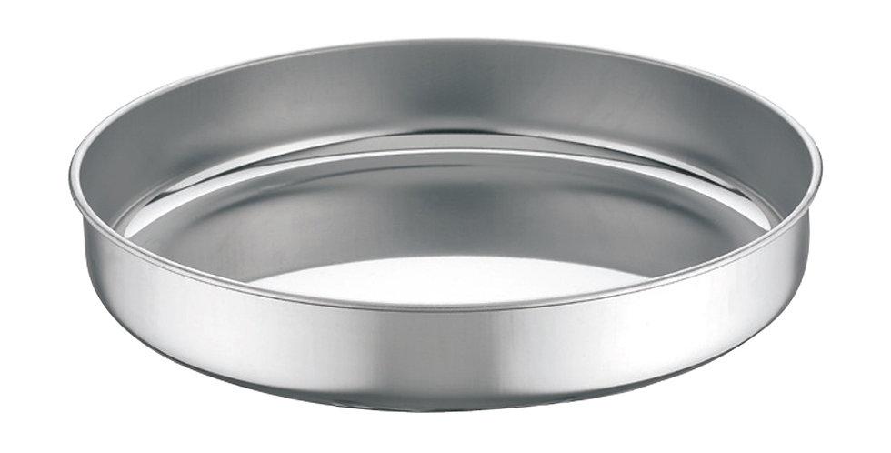Baking Pan Super Casa, Round, Inox 18/C, Ø40cm