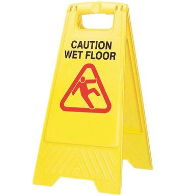 CAUTION WET FLOOR Sign, 61cm