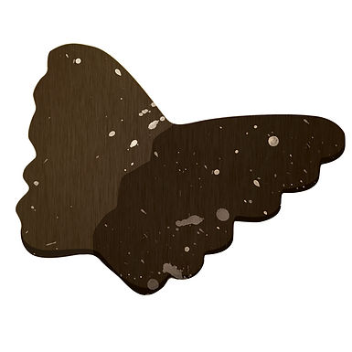 Butterfly Chocolate Mold Martellato Chablon, Silicone, 20 pcs, 60x53mm