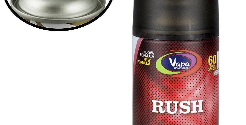 Air Freshener Spray Vapa Rush, Suitable for Machines, 250ml