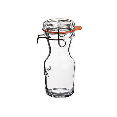 Bottle Luigi Bormioli Lock Eat, with Hermetic Lid, 250ml