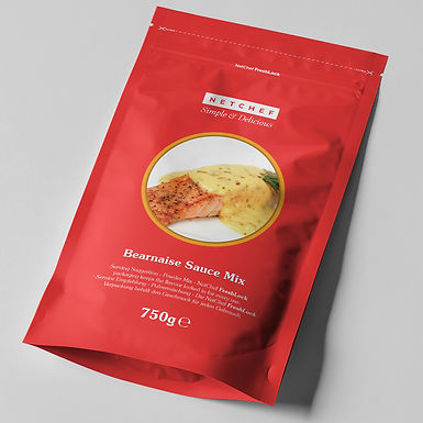 Bearnaise Sauce Mix NETCHEF, 0.75kg