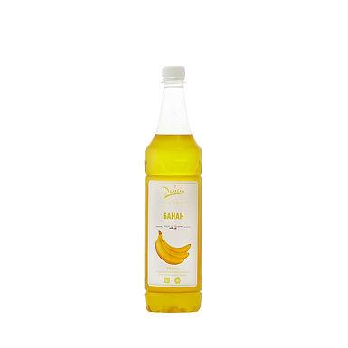Banana  Syrup Delicia, 1.3kg PET Bottle