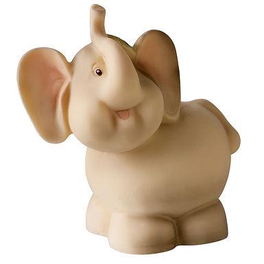 Elephant 3D Mold Martellato Silicone Idea, Silicone, 110x70x120mm