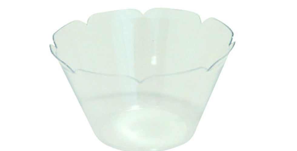 Disposable Cups, Round, PS, 200ml, 100pcs