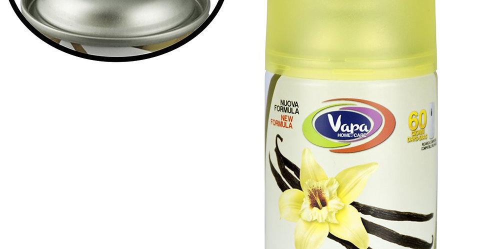 Air Freshener Spray Vapa Vanilla, Suitable for Machines, 400ml