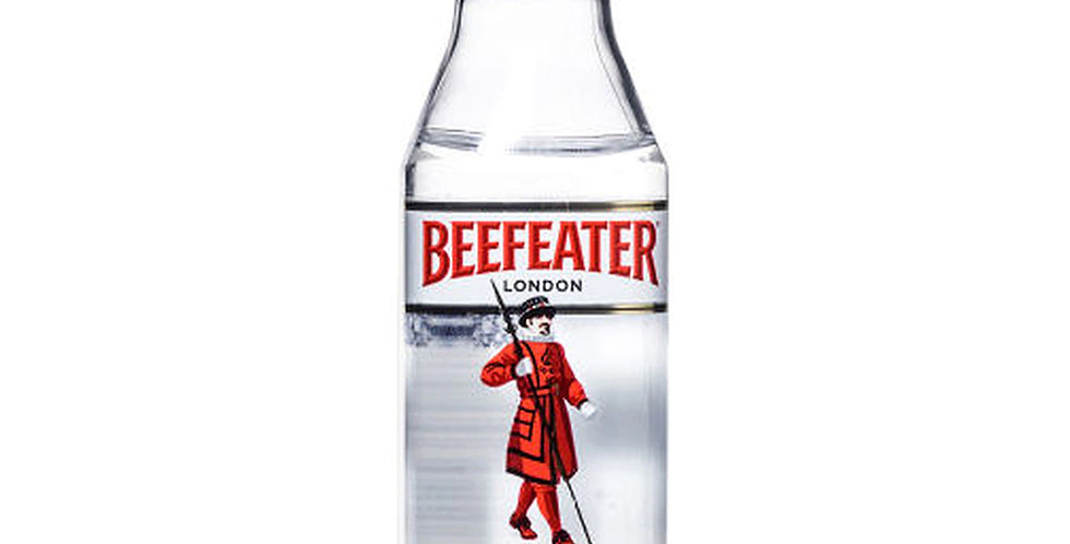 Beefeater London Dry Gin, 50ml