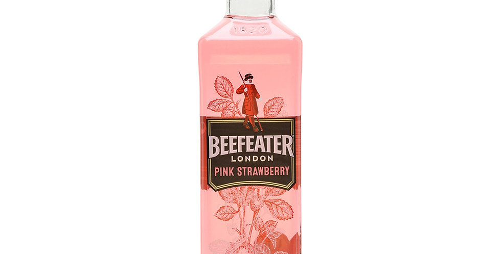Beefeater Pink Strawberry Gin, 700ml