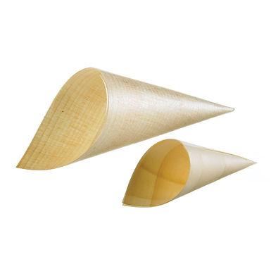 Big Cone in Box Leone, Pine Wood, 50 pcs, Ø5.5x15.5cm