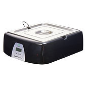 Digital Chocolate Melter Martellato Digital Meltinchoc, Black, 39.5x45x13.5cm,9L