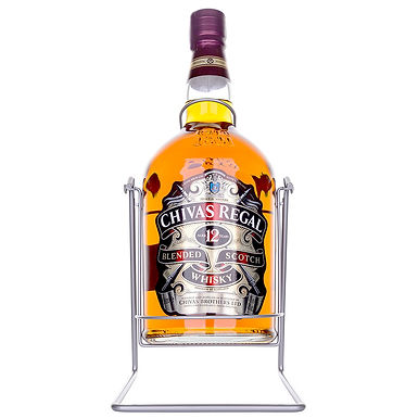 Chivas Regal Aged 12 Years Scotch Whisky, 4.5L