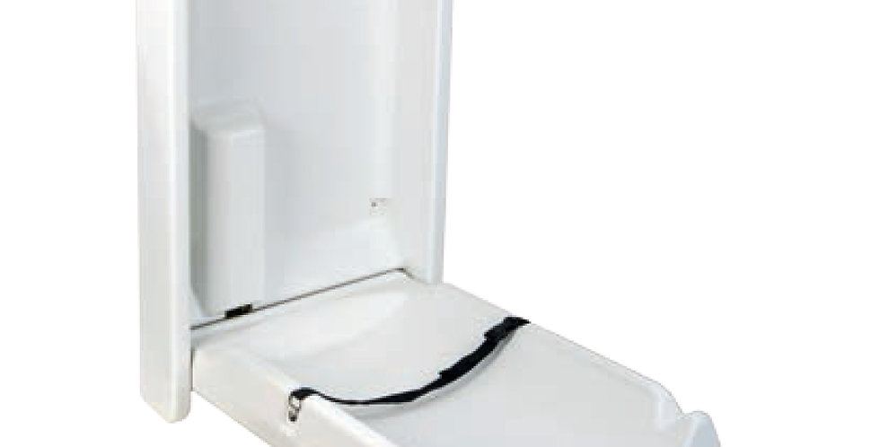 medial ninna vertical baby changing station