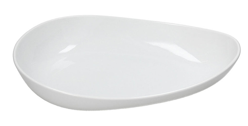 Serving Plate Tognana Gourmet, Porcelain, Oval, 3 Sizes