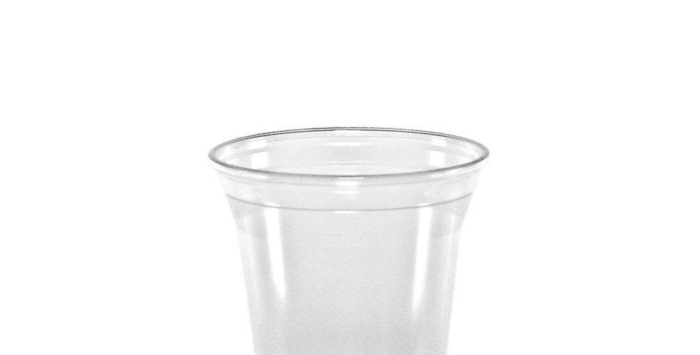 Disposable Cup, PP, Transparent, Ø9.5x11cm, 6gr, 300ml