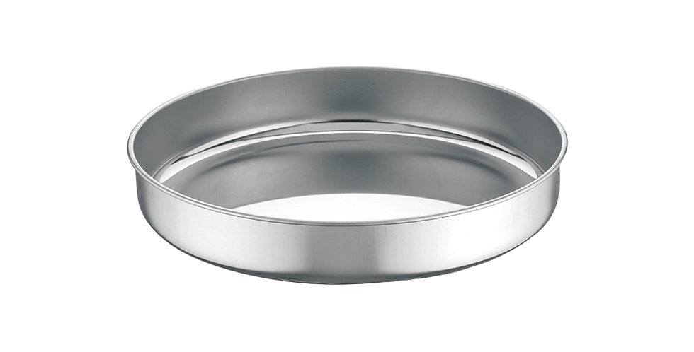 Baking Pan Super Casa, Round, Inox 18/C, Ø30cm