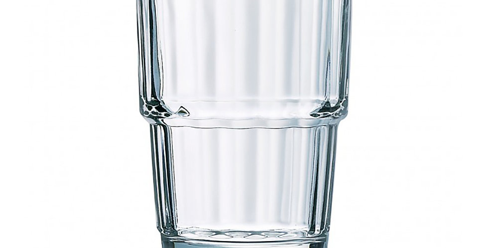 Water Glass Arcoroc Norvege, Tempered, Stackable, 250ml