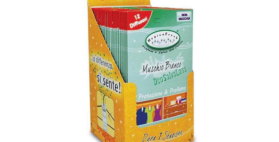 Aromatic Slips Hygien Fresh White Musk, 12pcs.