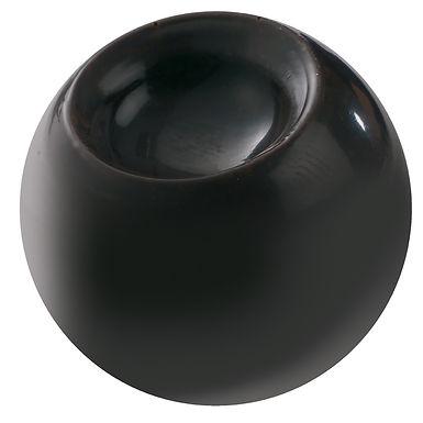 3D Sphere Chocolate Mold Martellato Praline 3D, PC, 28 pcs, 26x26x26mm, 8g